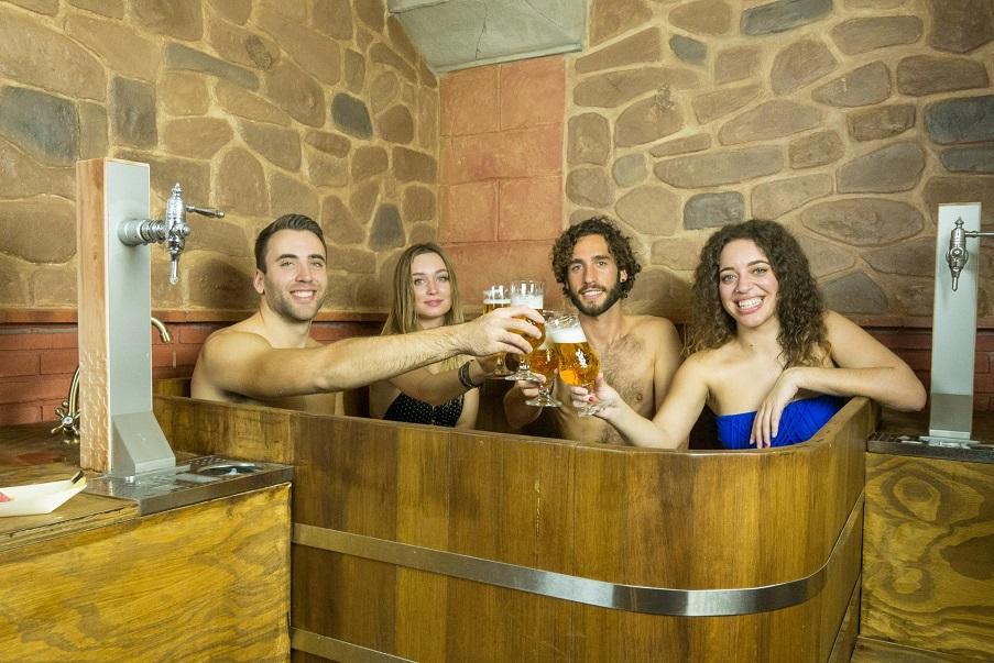 Llega el primer spa de cerveza a la Comunidad Valenciana