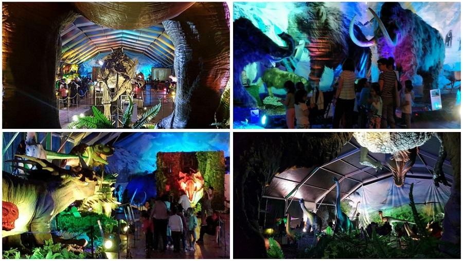 La exposición de dinosaurios animatrónicos más grande de Europa llega a Valencia