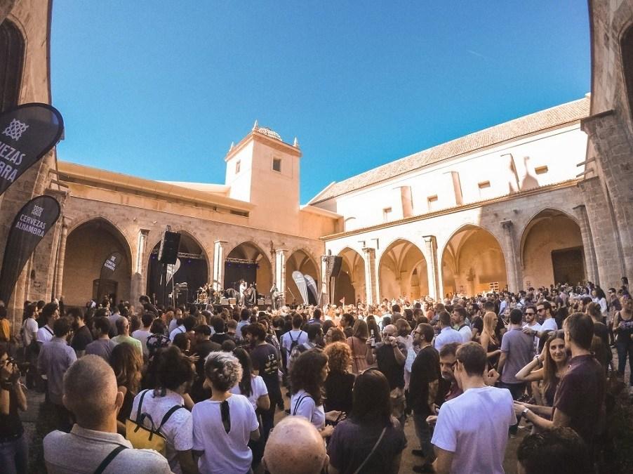 Sona Deleste llega este fin de semana al Centre del Carme con un festival GRATUITO