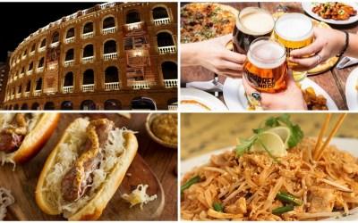 Mercado gastronómico y fiesta de la cerveza del 18 al 23 de diciembre en la Plaza de Toros de Valencia