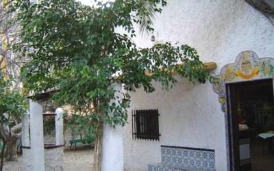 La desaparecida barraca del barrio del Carmen, la única que existía en el centro histórico de Valencia