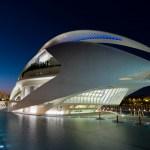 Palau de les Arts Reina Sofía, espectacular en su exterior y pura emoción en sus entrañas