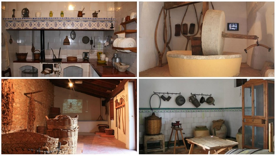 El precioso Museu Comarcal de l'Horta Sud, un espacio digno de visita con entrada gratuita