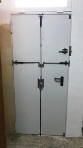 escudo de seguridad para cerraduras