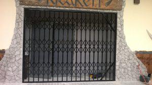rejas para ventanas de seguridad