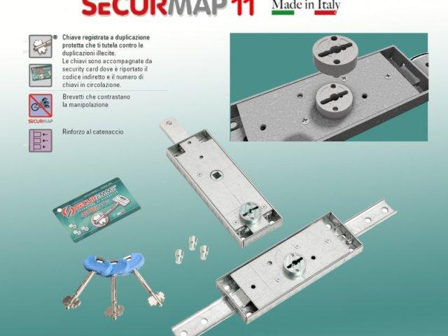 electrocerraduras para puertas de garaje enrollables