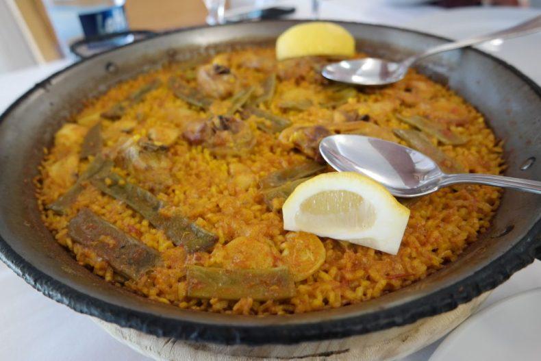 Beste paella in Valencia