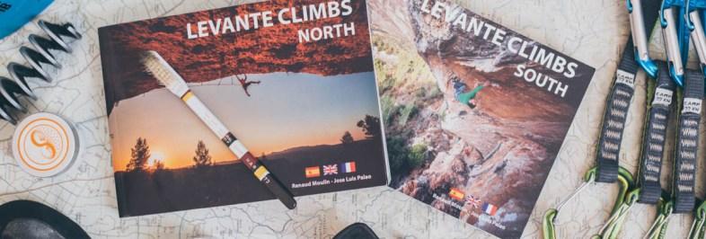 Levante climbs, nueva guía de escalada.