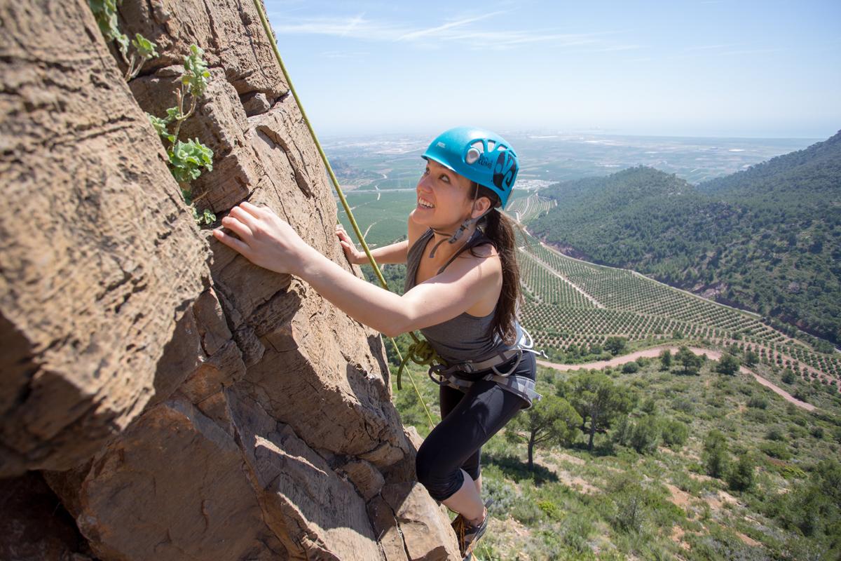 Climbing taster