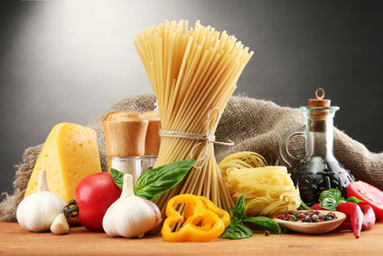 Cocina Italiana Historia Cultura