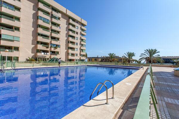 Apartment Rental On Valencia Beach Valencia Flat Rental