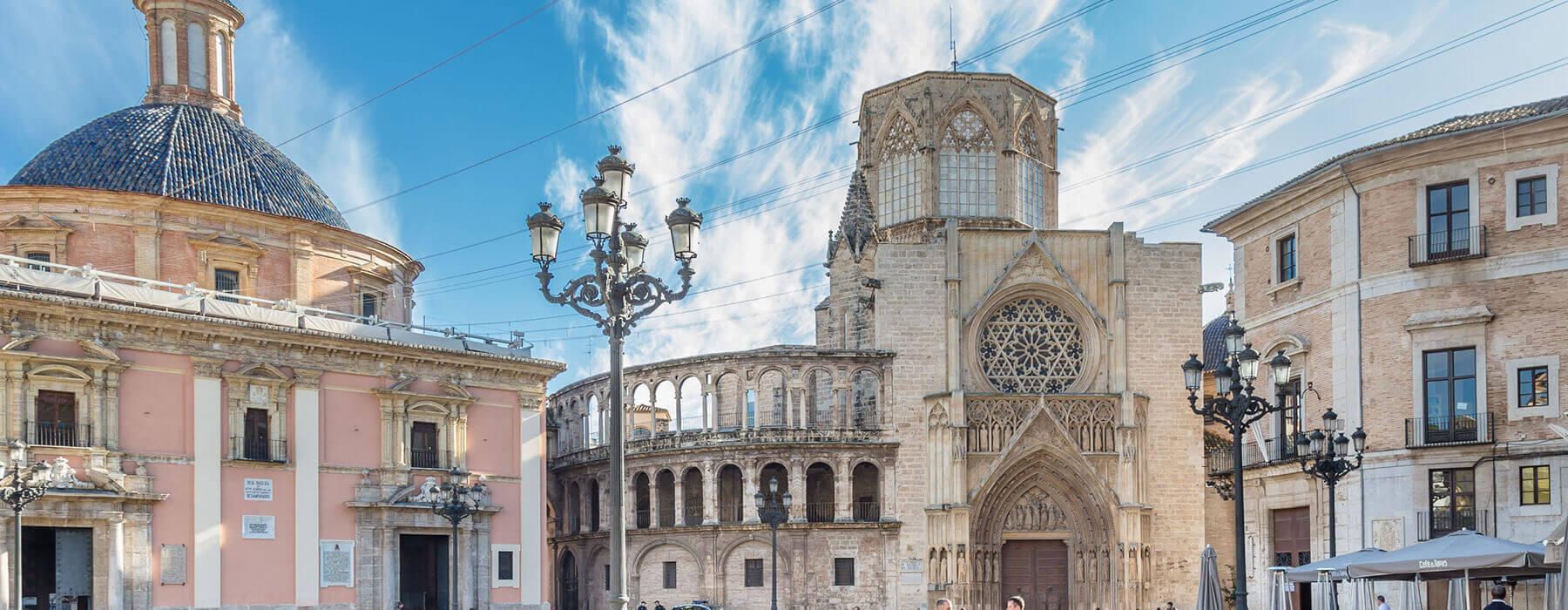 Resultado de imagen de Valencia catedral