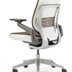 Steelcase Gesture Chair Stand Up Fitness Test Office