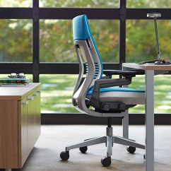 Steelcase Gesture Chair Pink Desk Uk Office
