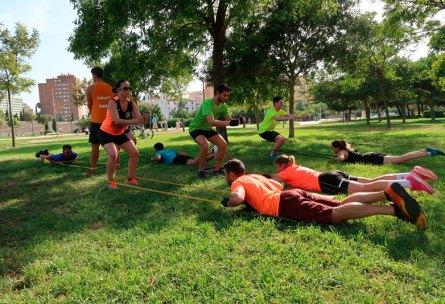 entrenar-en-grupo
