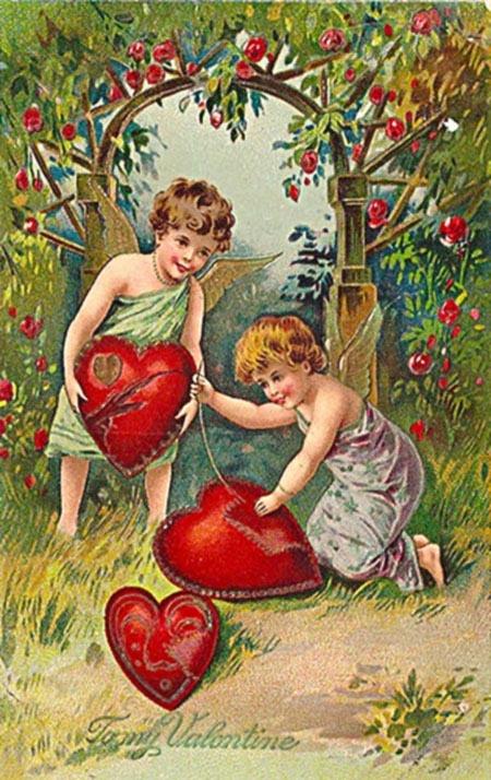 11 Valentijnskaarten Uit De Oude Doos Valentijnsdag Tips