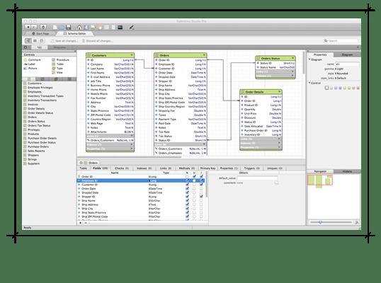 Valentina Studio Pro 11.2 Mac 破解版 专业的数据库管理软件