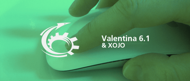 Valentina 6.1 and XOJO Development