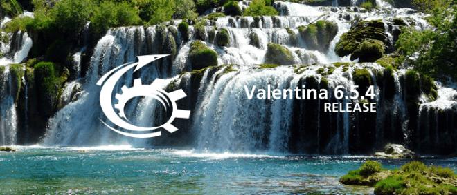 Valentina Release 6.5.4