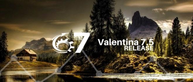 Valentina Release 7.5