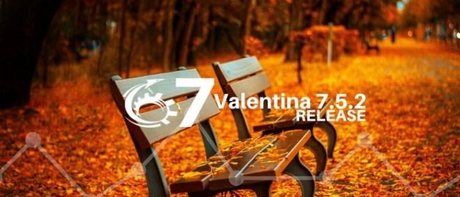 Valentina Release 7.5.2