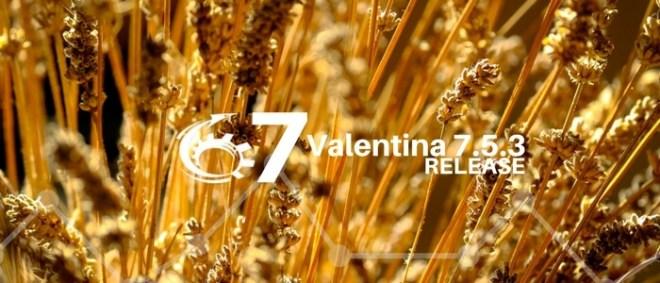 Valentina 7.5.3 Released