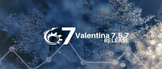 Valentina 7.5.7 Released; LiveCode 64 Bit Support Added