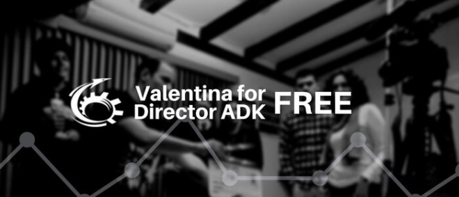 Valentina for Director ADK now Free