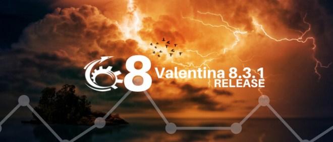 Valentina 8.3.1 Released