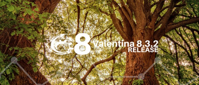 Valentina 8.3.2 Adds New Valentina Forms Objects
