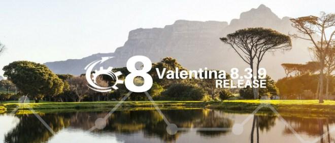 Valentina 8.3.9 Improves MySQL, MariaDB, SQLite, Excel, Xojo