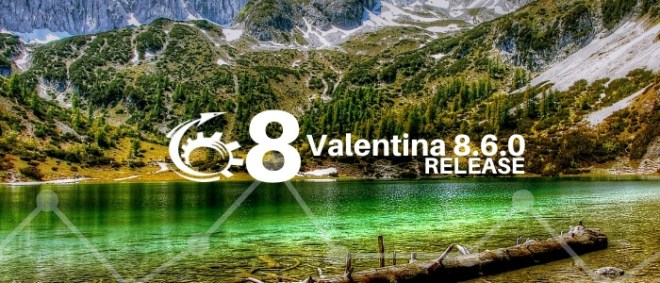Valentina Release 8.6