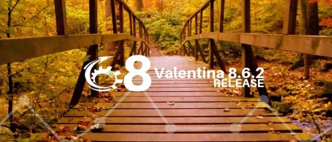 Valentina Release 8.6.2