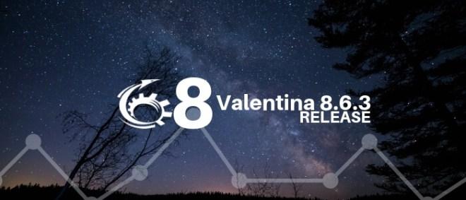 Valentina Release 8.6.3