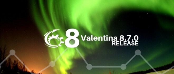 Valentina 8.7 Released
