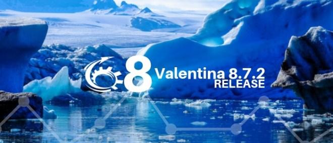 Valentina Release 8.7.2