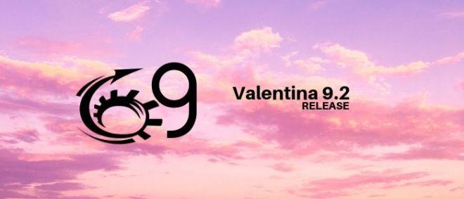 Valentina Release 9.2