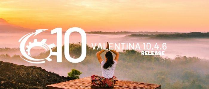 Valentina Release 10.4.6 improves SQL Editor, SQlite Examples