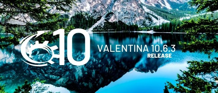 Valentina Release 10.6.3 Improves support for SQLite, Adds PHP 8 Support