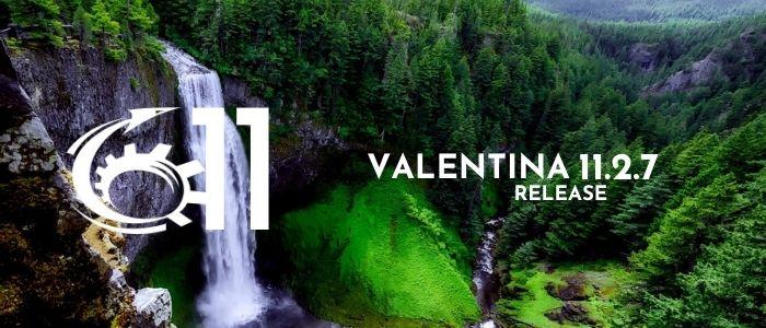 Valentina 11.2.7 Improves MS SQL Server tools, Valentina Forms, PHP Support