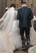 inquadratura degli sposi da dietro
