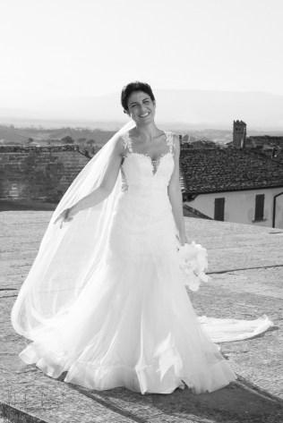 camminata della sposa
