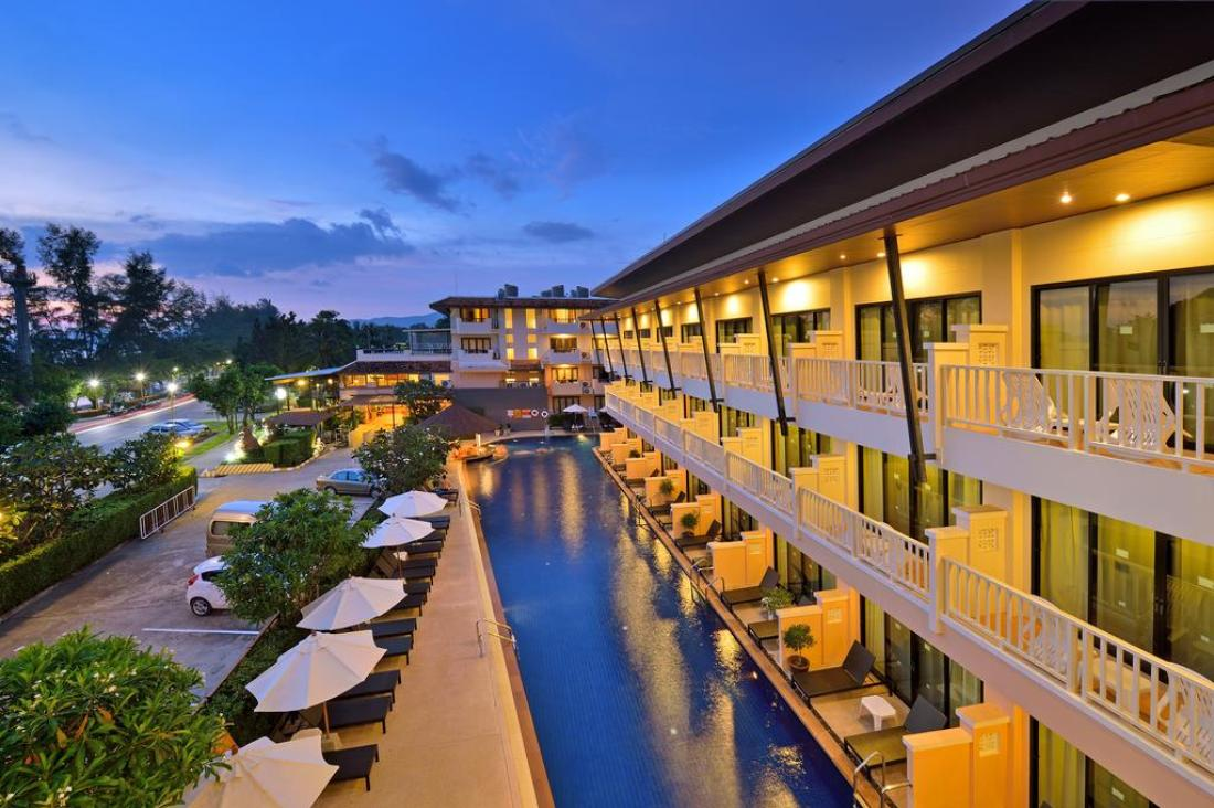 hotel ristorante krabi