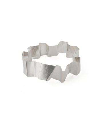 joyas de diseño Valentina Falchi: Pulsera Tagliatella mediana