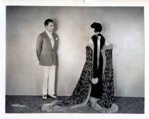 Erté & The Mystic costume 1925