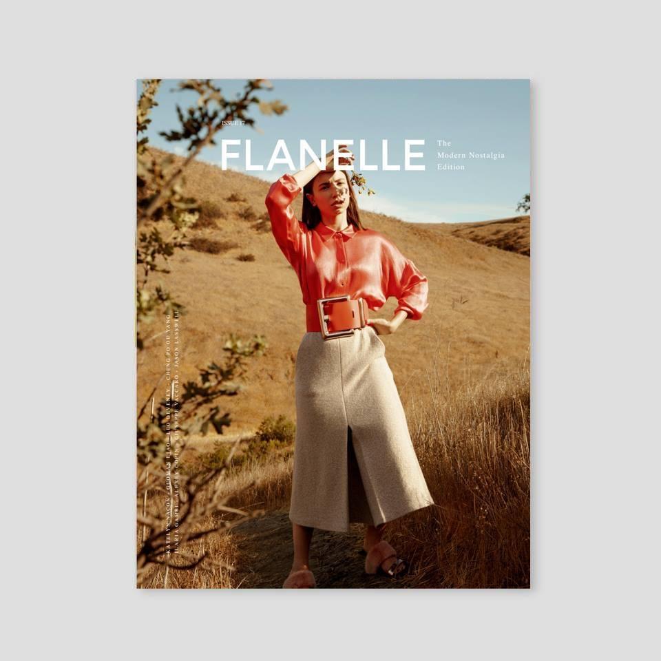 flanelle magazine valentina falchi jewellery