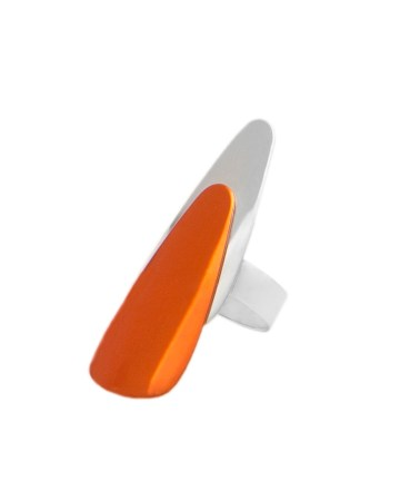 anello ORANGE joy keeper valentina falchi