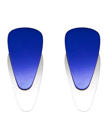 pendientes blu joy keeper valentina falchi