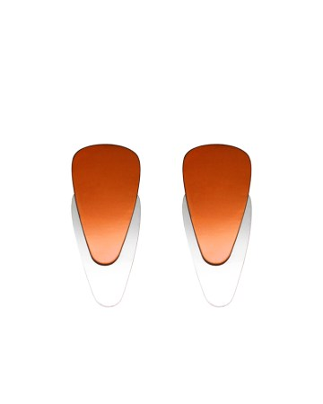 pendientes orange joy keeper valentina falchi