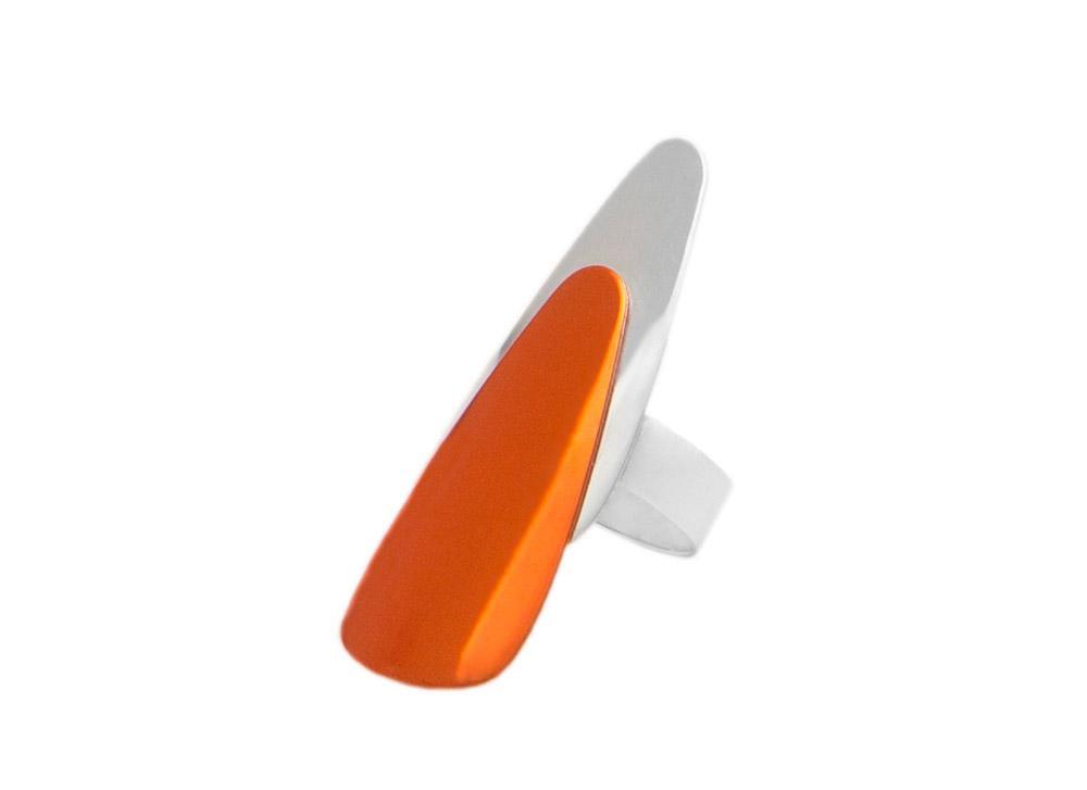 Anillo Grande Orange